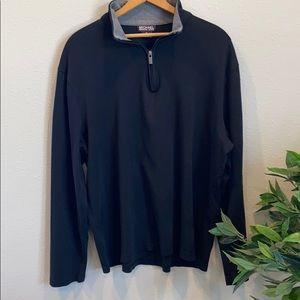 MICHAEL Michael Kors quarter-zip pullover